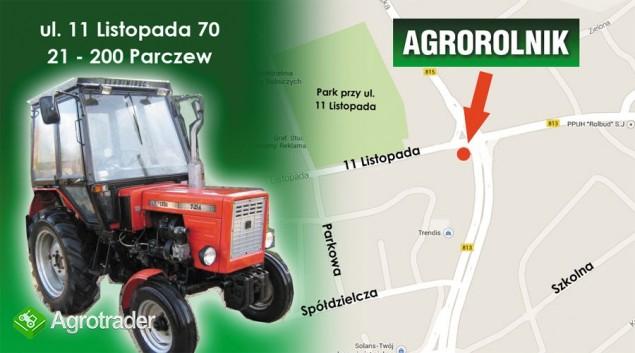 Bieżnik rolki wózka DT 75 ORYGINAŁ - zdjęcie 3