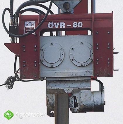 Używany Wibromłot OVR 80S na koparkę - zdjęcie 3