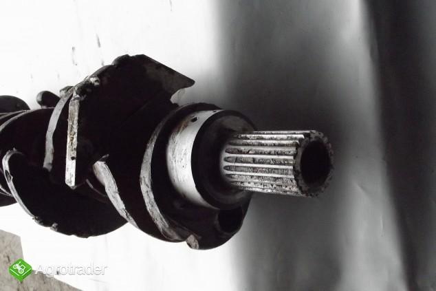 Wał korbowy równiarki rosyjskiej A01M (NOMINAŁ) ORYGINAŁ - zdjęcie 4