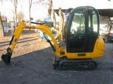JCB 8014 z 2007 roku sprzedam