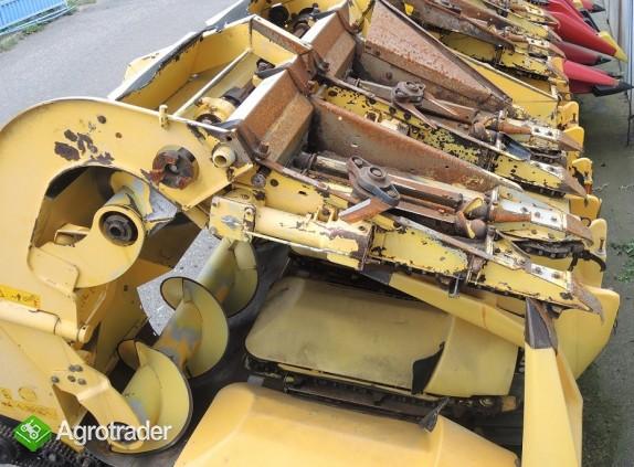 PRZYSTAWKA DO KUKURYDZY NEW HOLLAND MF 875W - 2006 - zdjęcie 4