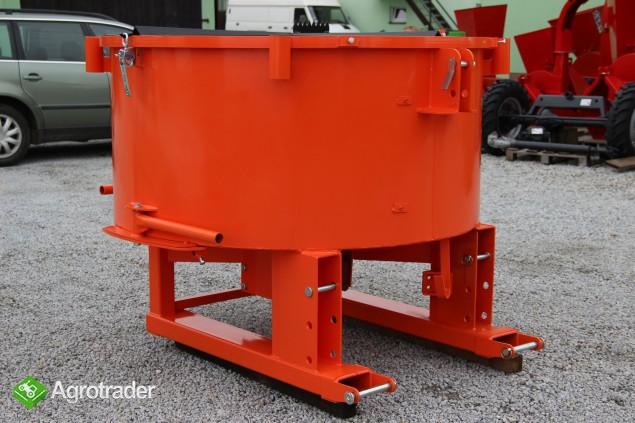 Betoniarki betoniarka ciągnikowa mixer Agro- Factory - zdjęcie 2