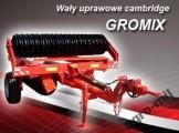 Wały uprawowe Wał uprawowy cambridge Gromix Agro-Factory