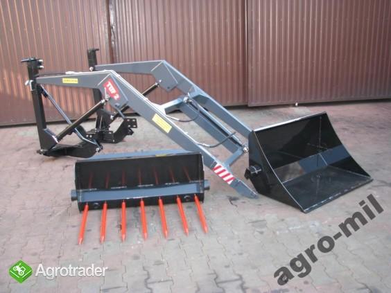 Tur ładowacz czołowy hydrauliczny II ursus c360 c 330 MF 235 255 T-25  - zdjęcie 1