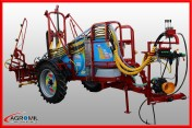 Opryskiwacz ciągany zaczepiany Calabria Biardzki hydrauliczny