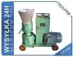 Peleciarka 22 kW granulator trocin słomy siana Nowa FV