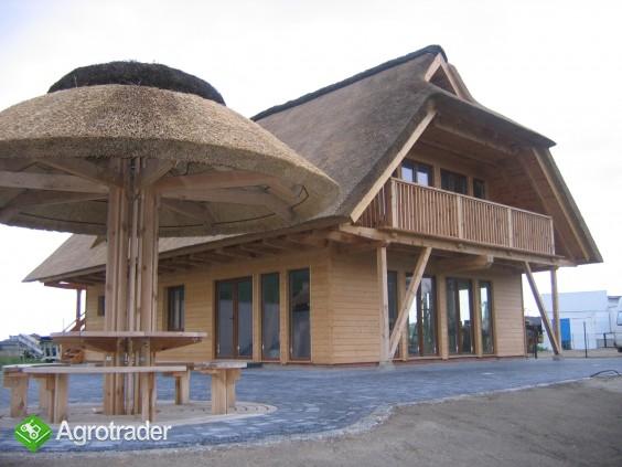 Domy drewniane, sauny fińskie - oferta producenta