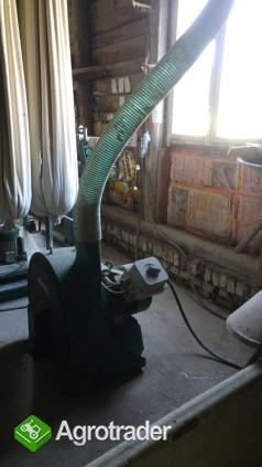 Sprzedam śrutownik ssąco-tłoczacy + mierzalnik + waga - zdjęcie 2