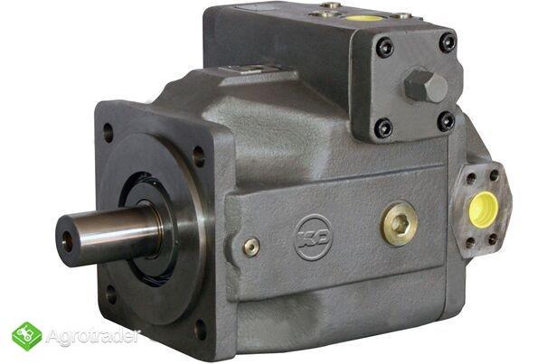 Pompa hydrauliczna Rexroth A4VTG90HW32R-NLD10F001S - zdjęcie 2