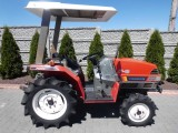 Yanmar F-6 Super stan mini traktor traktorek kubota iseki