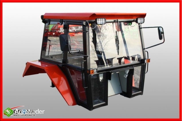 Kabina ciągnikowa do ciągnika MTZ 80-82 kabiny