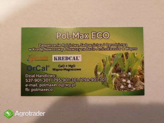 Kreda Nawozowa KREDCAL 06a (Kornica) granulat 100% eco - zdjęcie 3