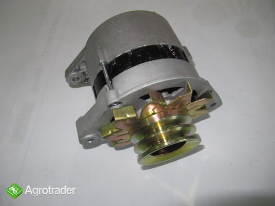 Alternator podwójne koło pasowe wzmocniony 14 V, 70 A URSUS C 385.    - zdjęcie 3