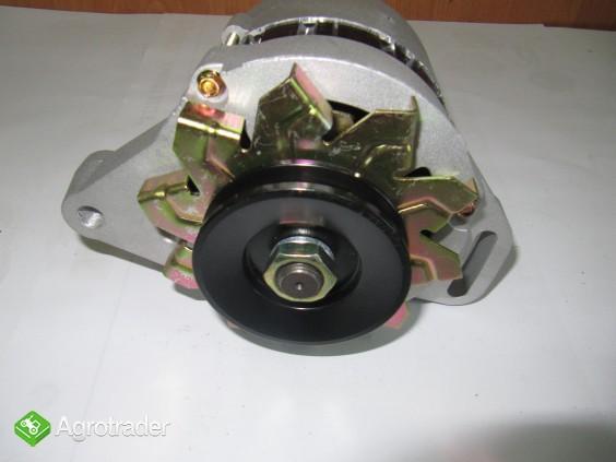 Alternator na pojedyncze koło pasowe 14 V 55 A URSUS C 385, MF.    - zdjęcie 1