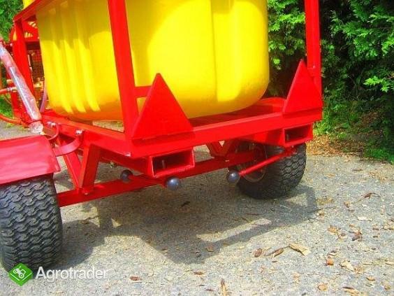 Opryskiwacz  do wózków widłowych ładowarek kołowych, 400L, 6,5 kM,  - zdjęcie 6