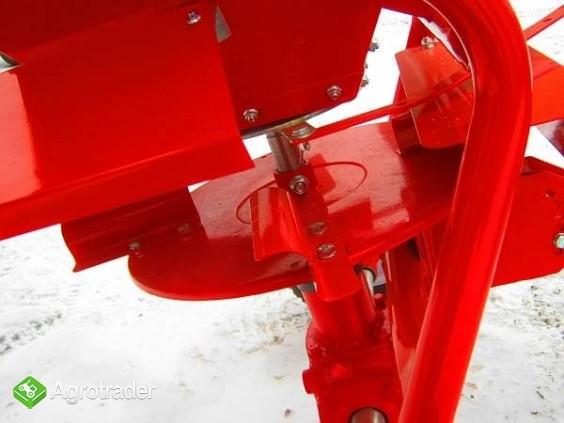 Rozsiewacz soli, piasku, nasion dla ATV, ciągników  itp  zbiornik 200l - zdjęcie 5
