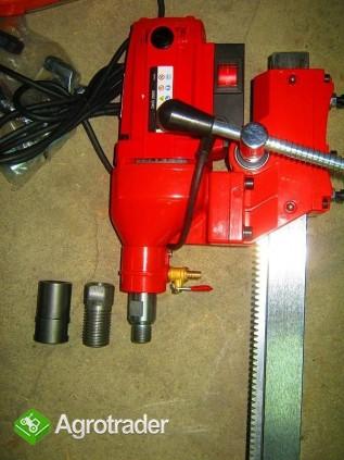 WIERTNICA DO BETONU (otwornica) moc silnika 2880 W, max 150 mm - zdjęcie 2