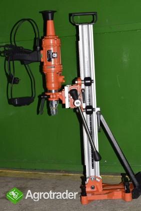 WIERTNICA do betonu 3-biegowa (otwornica) moc silnika 2100W max 200mm - zdjęcie 2