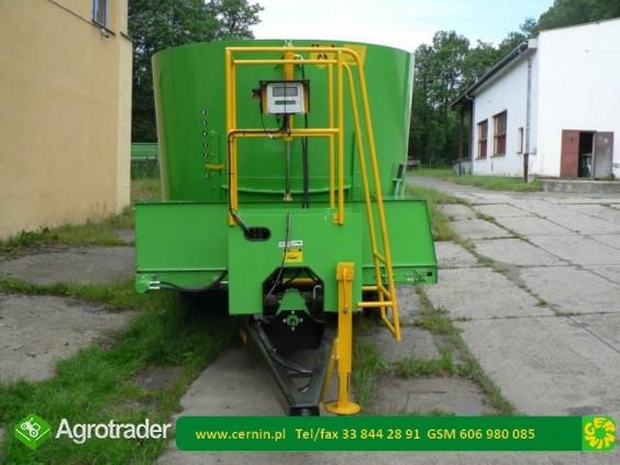 Wóz paszowy Cernin 30 m 3  - zdjęcie 2