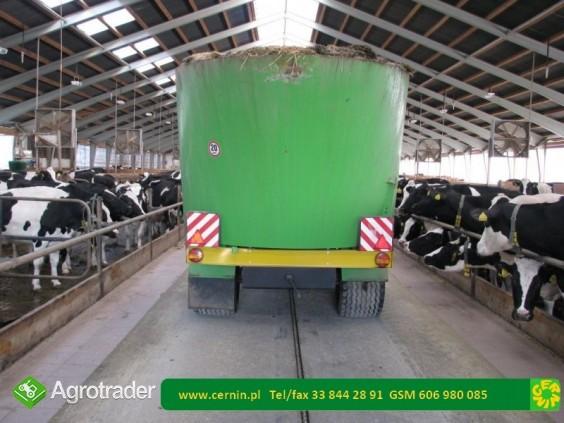 Wóz paszowy Cernin 30 m 3  - zdjęcie 7