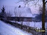 Dom i stodoła ,ogród 50 arów