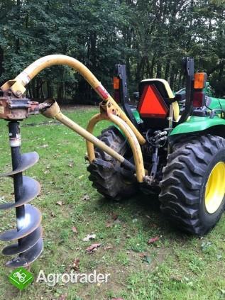 Ciągnik rolniczy John Deere 43IO +akcesoria - zdjęcie 1