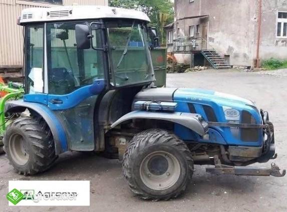 Ciągnik rolniczy BCS VOLCAN 950 Używany 2009 komunalny napęd 91KM - zdjęcie 2