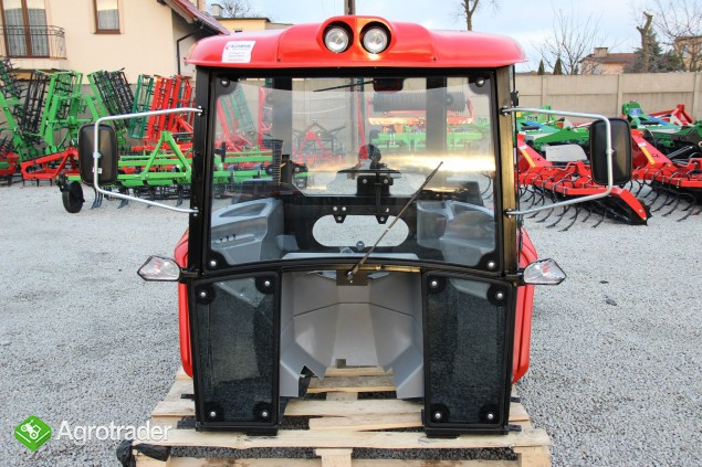 Kabina do ciągnika ciągnikowa C360 C-360 z błotnikami tworzywo Sokółka - zdjęcie 3