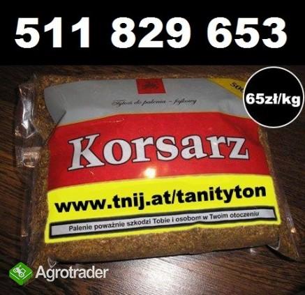 Tani tytoń - 500g + darmowa dostawa do 5 kg! Tyton Korsarz, Marlboro,