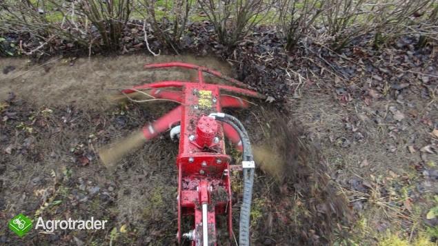Weremczuk SAVA Wielofunkcyjna maszyna do sadów i plantacji - zdjęcie 3