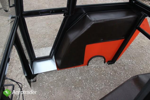 Kabina ciągnikowa do ciągnika C 330 C330 z błotnikami kabiny - zdjęcie 4
