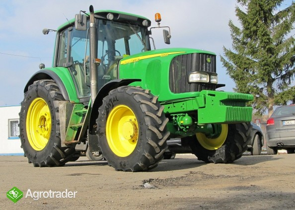 JOHN DEERE 6520 PREMIUM - POWER QUAD - 2005 ROK