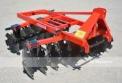 Brona talerzowa Strumyk Alfa V2 1.8 m 2.0 m 2.2 m 2.4 m 2.7 m 3.15 m