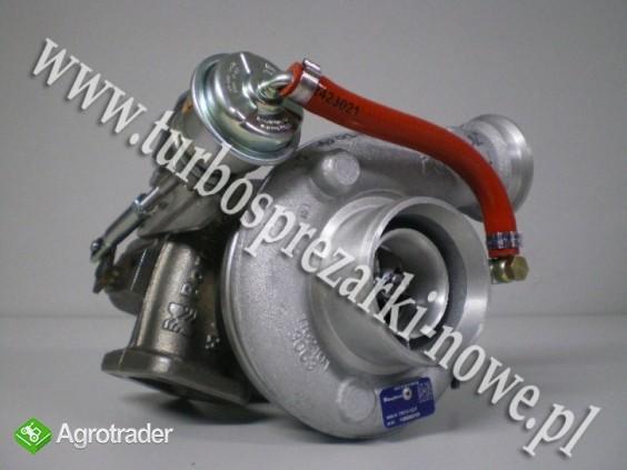 Turbosprężarka BorgWarner KKK - Deutz -  4.8 11589880008 /  1158970000