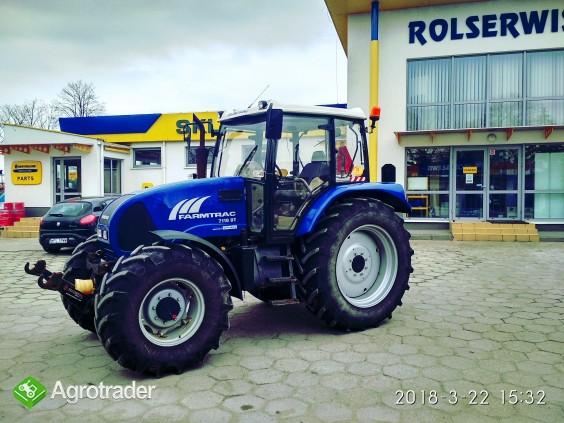FARMTRAC 7110DT- Super STAN TUZ + WOM +EHR Zobacz!!! - zdjęcie 7