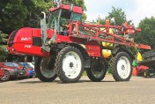 HARDI 4100 TWIN FORCE - AUTOPILOT - TRIMBLE CFX 750 - 24 M