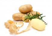 Obieranie warzyw dostawy obrane warzywa ziemniaki cebula buraki