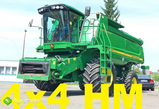 JOHN DEERE 9880i STS HillMaster - 4X4 - 2007 ROK