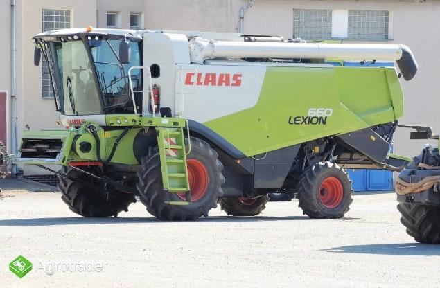 CLAAS LEXION 660 - V750 - 815 h