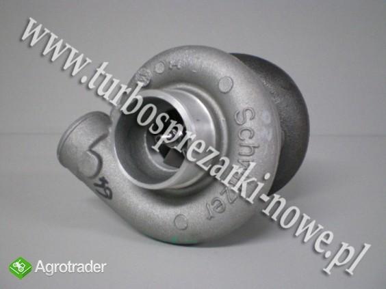 Turbosprężarka SCHWITZER - Massey Ferguson -  4.4 316608 /  316579 /