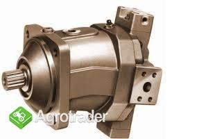 Silniki hydrauliczne REXROTH A6VM28EP1/63W-VZB020HB  - zdjęcie 3