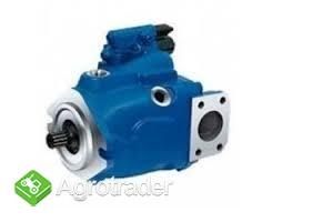 Silniki hydrauliczne REXROTH A6VM28HA1R2/63W-VZB020HA  - zdjęcie 3