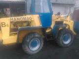 Ładowarka Hanomag b6