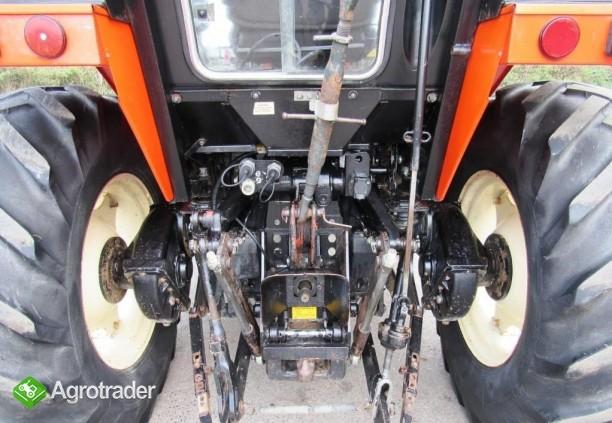 Ciągnik Zetor 534oZet + ładowacz czołowy - zdjęcie 1