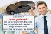 ODZYSKAJ pieniądze zainwestowane w auto - Bez DOCHODU, I BAZ !