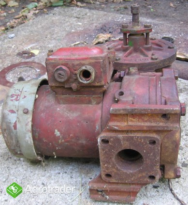 Pompa>>>>slinik 0,75 kw2800 obr/220/380 - zdjęcie 4