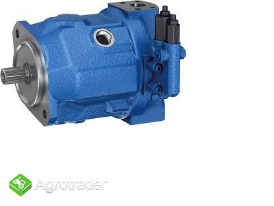 Pompa hydrauliczna Hydromatic R902465624 A A10VSO140 DFR131R-VPB12K07, - zdjęcie 3