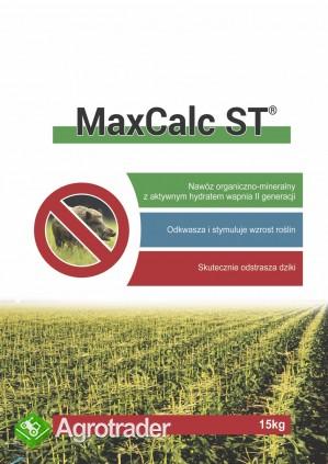 Wapno Max CALC, nawóz wapniowo organiczny II generacji plus organika - zdjęcie 3