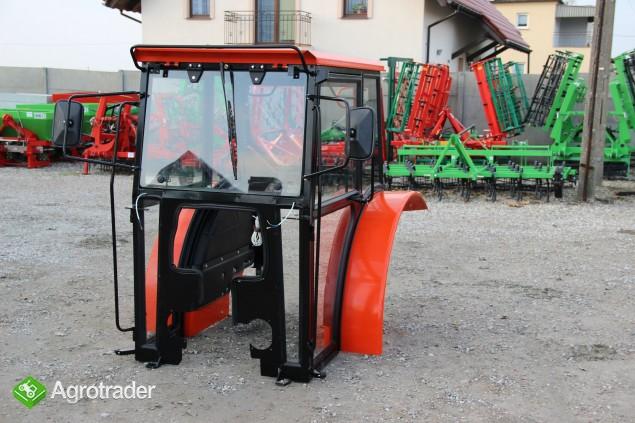 Kabina kabiny sadownicze ciągnikowa MF Szyszka  sadownik - zdjęcie 1