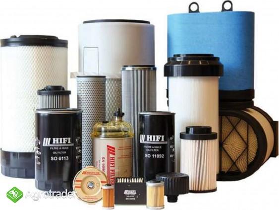 Zestaw serwisowy filtrów TYM T 353
